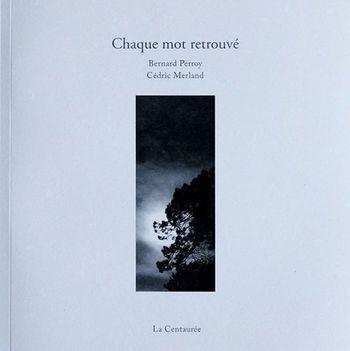 Petit livre d'impatience - Bernard Perroy